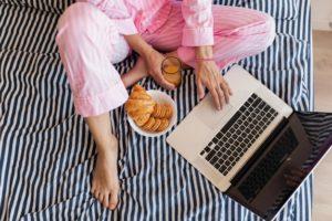 แนวทาง Work from home